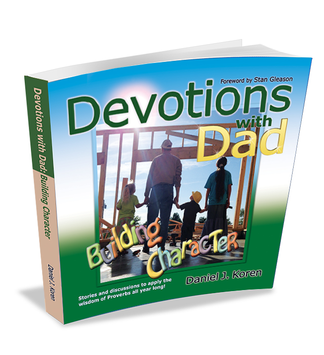 Devotions with Dad: Building Character