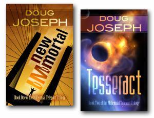 Doug Joseph's novel trilogy